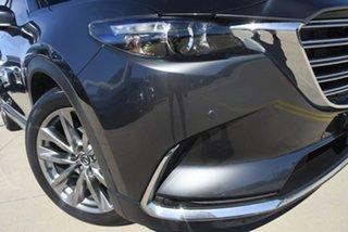 2017 Mazda CX-9 MY16 GT (FWD) Grey 6 Speed Automatic Wagon.