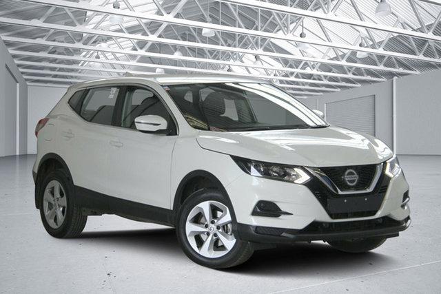 Used Nissan Qashqai J11 MY18 ST, 2018 Nissan Qashqai J11 MY18 ST Ivory Pearl Continuous Variable Wagon