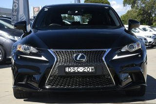 2016 Lexus IS350 GSE31R MY16 F Sport Black 8 Speed Automatic Sedan