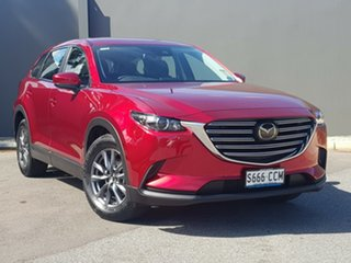 2019 Mazda CX-9 TC Sport SKYACTIV-Drive Soul Red Crystal 6 Speed Sports Automatic Wagon.