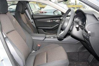 2019 Mazda 3 BP2S7A G20 SKYACTIV-Drive Evolve Sonic Silver 6 Speed Sports Automatic Sedan