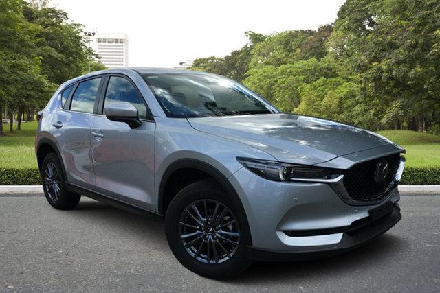 Used Mazda CX-5 KF4WLA Touring SKYACTIV-Drive i-ACTIV AWD, 2020 Mazda CX-5 KF4WLA Touring SKYACTIV-Drive i-ACTIV AWD Silver 6 Speed Sports Automatic Wagon