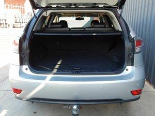 2012 Lexus RX GGL15R MY12 RX350 Sports Luxury Silver 6 Speed Sports Automatic Wagon