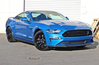 2020 Ford Mustang FN 2020MY GT Fastback SelectShift RWD Velocity Blue 10 Speed Sports Automatic.