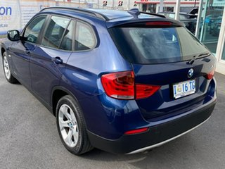 2012 BMW X1 E84 MY0312 sDrive20d Steptronic Blue 6 Speed Sports Automatic Wagon