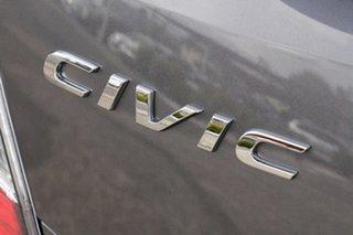 2020 Honda Civic 10th Gen MY20 VTi-LX Modern Steel 1 Speed Constant Variable Sedan