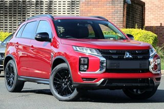 2021 Mitsubishi ASX XD MY21 GSR 2WD Red Diamond 6 Speed Constant Variable Wagon.