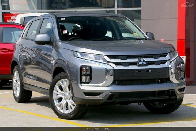 Demo Mitsubishi ASX XD MY20 ES 2WD, 2020 Mitsubishi ASX XD MY20 ES 2WD Titanium 6 Speed Constant Variable Wagon