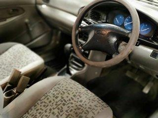 1999 Ford Festiva WF Trio Blue 3 Speed Automatic Hatchback