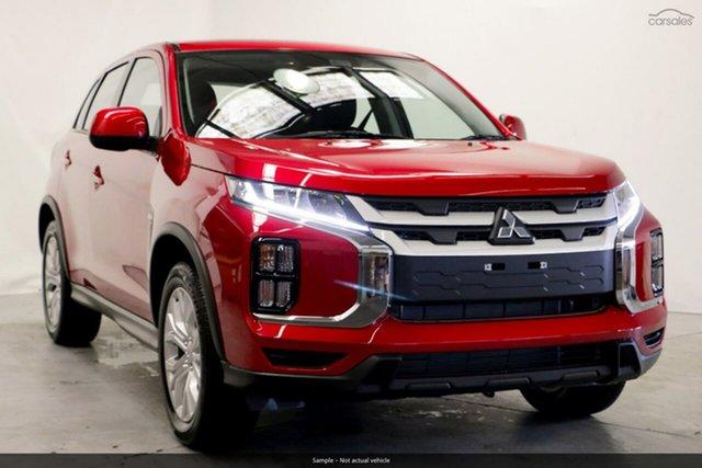 Demo Mitsubishi ASX XD MY20 ES 2WD, 2020 Mitsubishi ASX XD MY20 ES 2WD Red Diamond 6 Speed Constant Variable Wagon