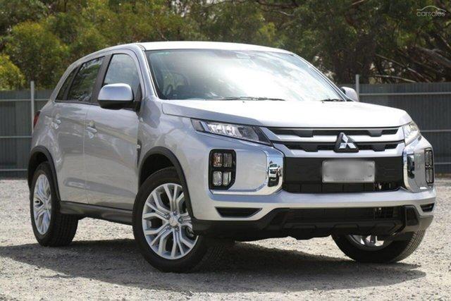Demo Mitsubishi ASX XD MY20 ES 2WD, 2020 Mitsubishi ASX XD MY20 ES 2WD Silver 6 Speed Constant Variable Wagon