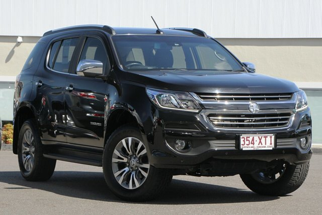 Used Holden Trailblazer RG MY18 LTZ, 2017 Holden Trailblazer RG MY18 LTZ Black 6 Speed Sports Automatic Wagon