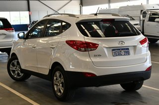 2015 Hyundai ix35 LM Series II Active (FWD) Noble White 6 Speed Automatic Wagon.