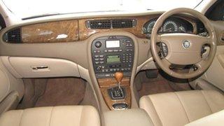 2003 Jaguar S-Type X202 Gold 6 Speed Automatic Sedan