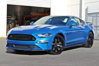 2020 Ford Mustang FN 2020MY GT Fastback SelectShift RWD Velocity Blue 10 Speed Sports Automatic