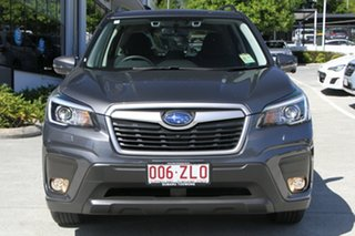 2019 Subaru Forester S5 MY20 2.5i-L CVT AWD Magnetite Grey 7 Speed Constant Variable Wagon