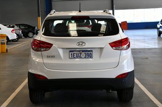 2015 Hyundai ix35 LM Series II Active (FWD) Noble White 6 Speed Automatic Wagon