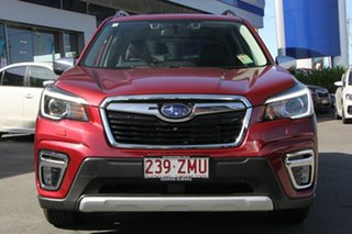 2020 Subaru Forester S5 MY20 Hybrid S CVT AWD Crimson Red 7 Speed Constant Variable Wagon Hybrid