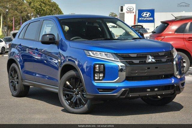Demo Mitsubishi ASX XD MY20 MR 2WD, 2020 Mitsubishi ASX XD MY20 MR 2WD Blue 6 Speed Constant Variable Wagon