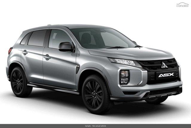 Demo Mitsubishi ASX XD MY20 MR 2WD, 2020 Mitsubishi ASX XD MY20 MR 2WD Silver 6 Speed Constant Variable Wagon