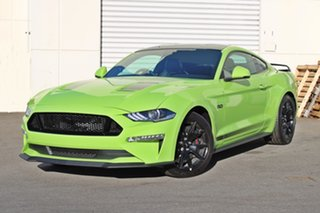 2020 Ford Mustang FN 2020MY GT Fastback SelectShift RWD Grabber Lime 10 Speed Sports Automatic.