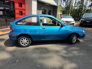 1999 Ford Festiva WF Trio Blue 3 Speed Automatic Hatchback.