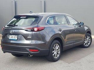 2019 Mazda CX-9 TC Touring SKYACTIV-Drive Machine Grey 6 Speed Automatic Wagon.