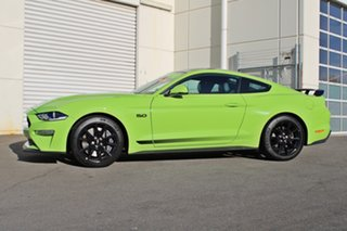 2020 Ford Mustang FN 2020MY GT Fastback SelectShift RWD Grabber Lime 10 Speed Sports Automatic