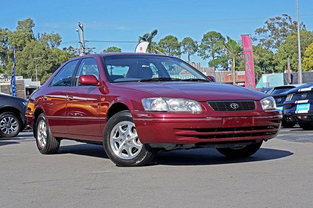 Used Toyota Vienta MCV20R VXi, 1998 Toyota Vienta MCV20R VXi Red 4 Speed Automatic Sedan