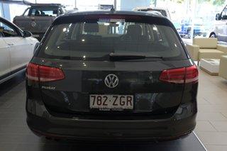 2019 Volkswagen Passat 3C (B8) MY19 132TSI DSG Manganese Grey Metallic 7 Speed.
