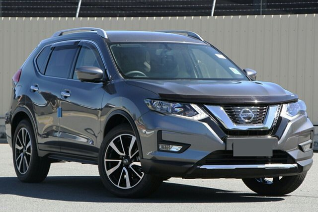 New Nissan X-Trail T32 Series II N-TREK X-tronic 2WD, 2019 Nissan X-Trail T32 Series II N-TREK X-tronic 2WD Gun Metallic 7 Speed Constant Variable Wagon
