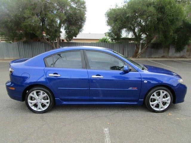 Used Mazda 3 BK MY08 SP23, 2008 Mazda 3 BK MY08 SP23 6 Speed Manual Sedan