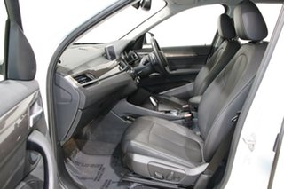 2018 BMW X1 F48 MY19 xDrive 25I White 8 Speed Automatic Wagon