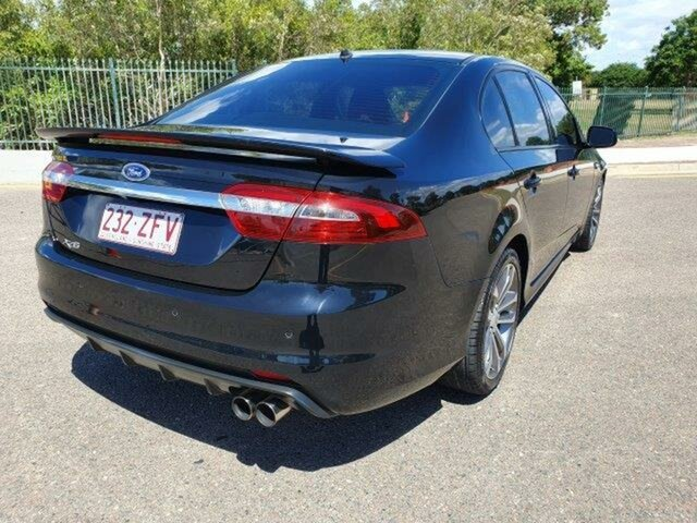 Used Ford Falcon FG X , 2015 Ford Falcon FG X Black 6 Speed Sports Automatic Sedan