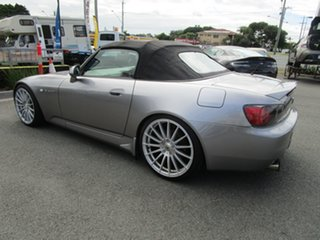 1999 Honda S2000 Silver 6 Speed Manual Roadster