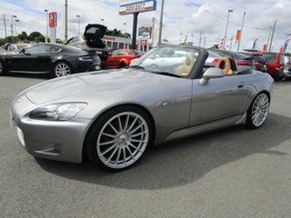 1999 Honda S2000 Silver 6 Speed Manual Roadster.