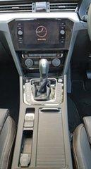 2019 Volkswagen Passat 3C (B8) MY20 140TSI DSG Business Pure White 7 Speed