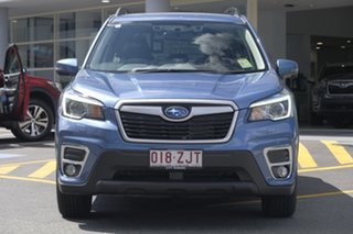 2019 Subaru Forester S5 MY20 2.5i Premium CVT AWD Horizon Blue 7 Speed Wagon