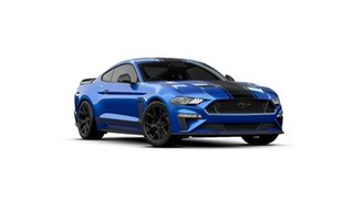 2019 Ford Mustang FN 2020MY R-SPEC Fastback RWD Blue 6 Speed Manual Fastback