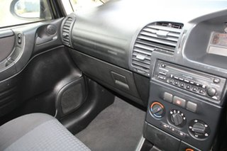 2005 Holden Zafira TT Silver 4 Speed Automatic Wagon