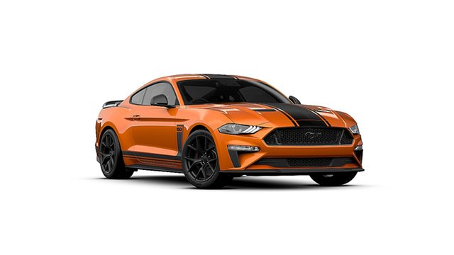 New Ford Mustang FN 2020MY R-Spec Midland, 2020 Ford Mustang FN 2020MY R-Spec Twister Orange 6 Speed Manual Fastback
