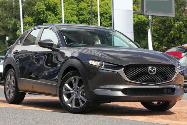 New Mazda CX-30 DM2W7A G20 SKYACTIV-Drive Evolve, 2020 Mazda CX-30 DM2W7A G20 SKYACTIV-Drive Evolve Polymetal Grey 6 Speed Sports Automatic Wagon
