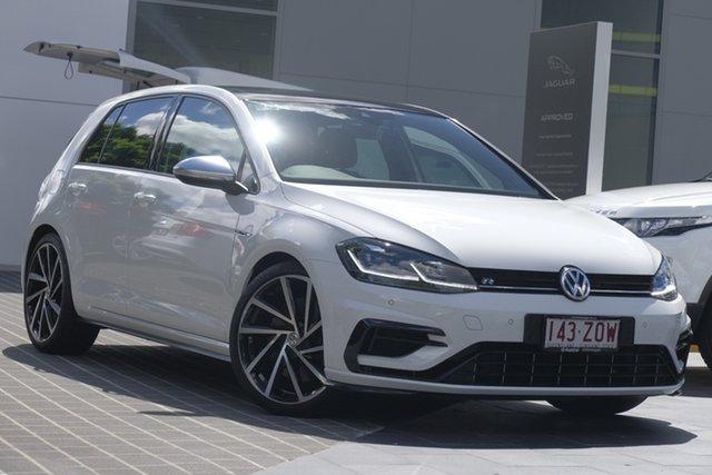 Used Volkswagen Golf 7.5 MY19 R DSG 4MOTION, 2018 Volkswagen Golf 7.5 MY19 R DSG 4MOTION White 7 Speed Sports Automatic Dual Clutch Hatchback