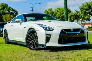 2020 Nissan GT-R R35 MY20 Premium Luxury Ivory Pearl 6 Speed Auto Dual Clutch Coupe.