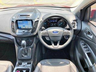 2016 Ford Escape ZG Titanium Maroon 6 Speed Sports Automatic Dual Clutch SUV