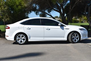 2013 Ford Mondeo MC Titanium PwrShift EcoBoost White 6 Speed Sports Automatic Dual Clutch Hatchback