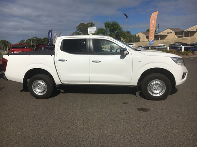 Used Nissan Navara D23 S3 RX, 2018 Nissan Navara D23 S3 RX White 7 Speed Sports Automatic Utility