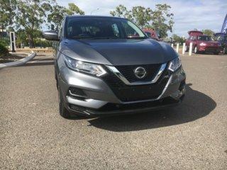 2018 Nissan Qashqai J11 Series 2 ST X-tronic Grey 1 Speed Constant Variable Wagon.