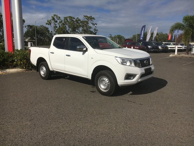 Used Nissan Navara D23 S3 RX, 2018 Nissan Navara D23 S3 RX White 7 Speed Sports Automatic Cab Chassis