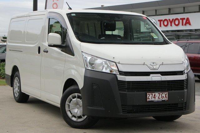 Demo Toyota HiAce  , Hiace Van LWB 3.5L Petrol Automatic